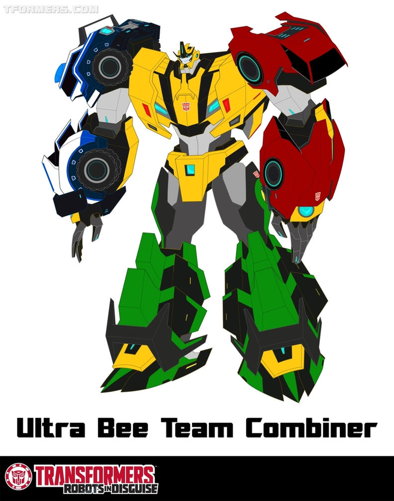 Transformers Robots In Disguise : Ultra Bee by comic-maker-17 on ...