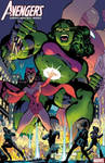 Scarlet Witch and She-Hulk