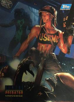 Aliens vs. Predator Card 46