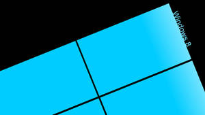 Simple Windows 8 HD Wallpaper by Gigacore