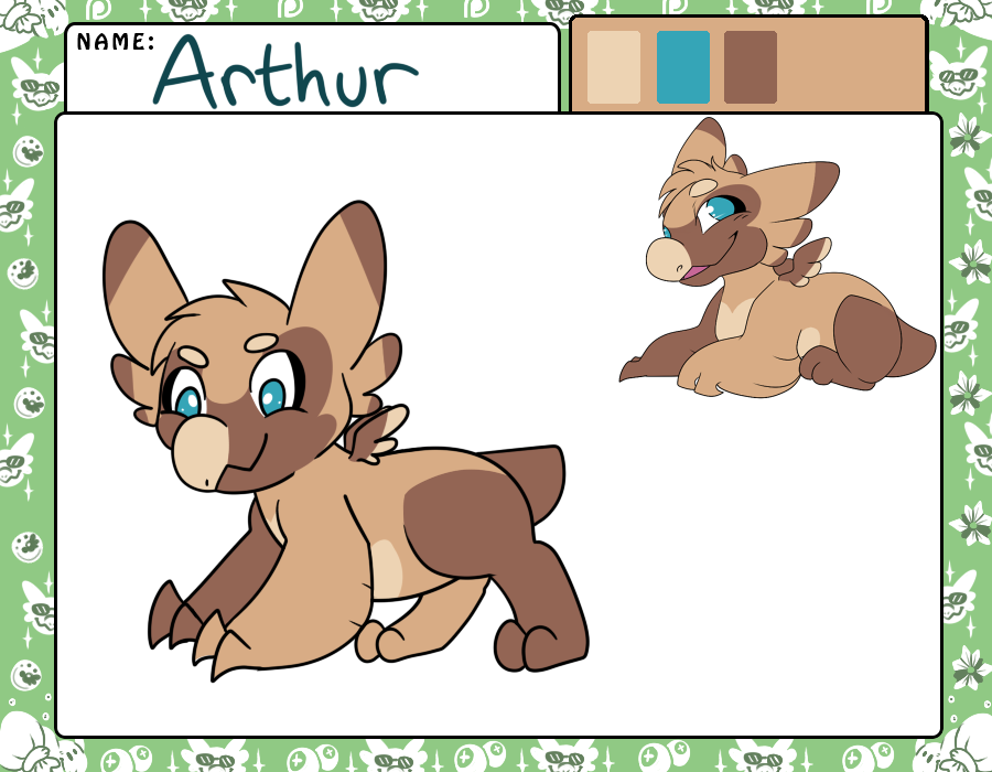 Arthur app by Whokuu
