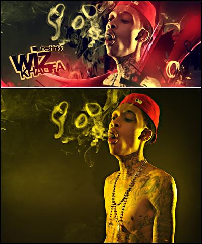 Wiz Khalifa Sig X Process By Freshinkk
