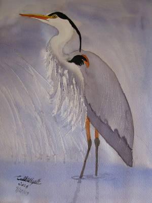 The Water Bird by depressedfallenangel