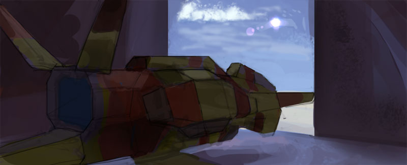 taiidani interceptor by omi-kun