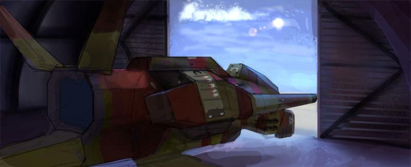 taiidani interceptor2 by omi-kun