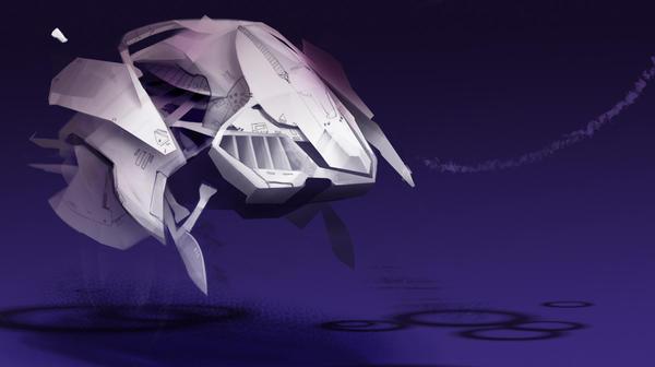 Mystery Ship by omi-kun
