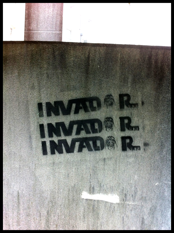 InVador by TheArtofBlouh