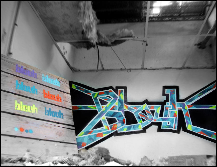 Graff'01 by TheArtofBlouh