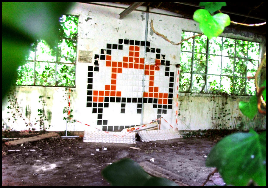 Mario mushroom 16Bit by TheArtofBlouh