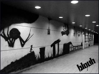 Limbo by TheArtofBlouh