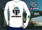 ArtWars T-shirt