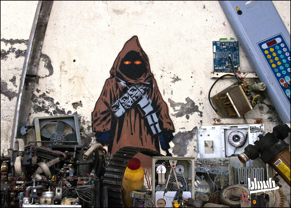 Jawa Traders by TheArtofBlouh