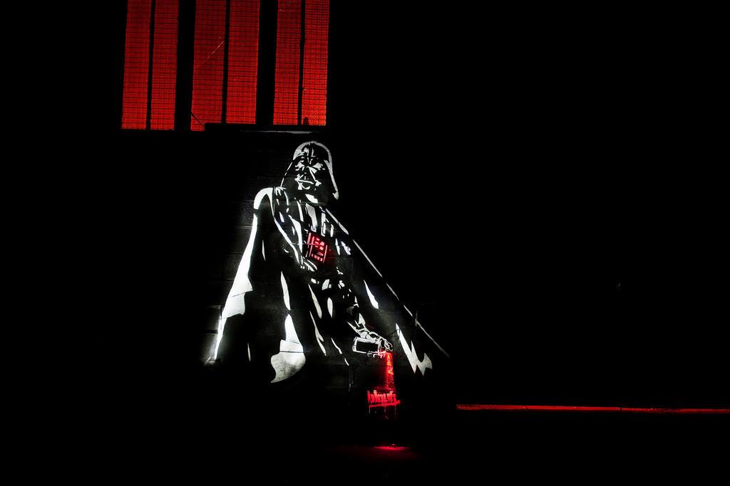Darth Vader by TheArtofBlouh