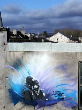 Love is like Graffiti