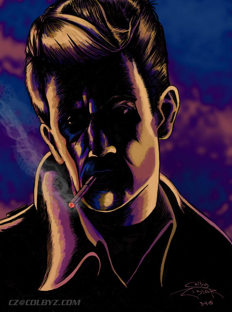 John Constantine / Hellblazer by psdguy