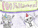 100 followers on Tumblr!