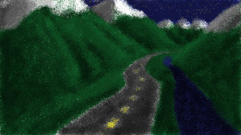 The road home by monkanian