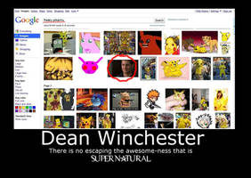 Supernatural is everywhere by Donttouchmywand