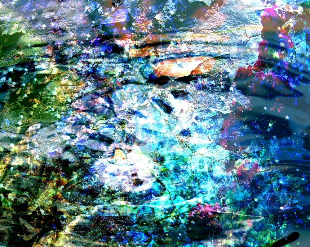 faerie garden. Faerie Garden - Texture By Justawerewolf !