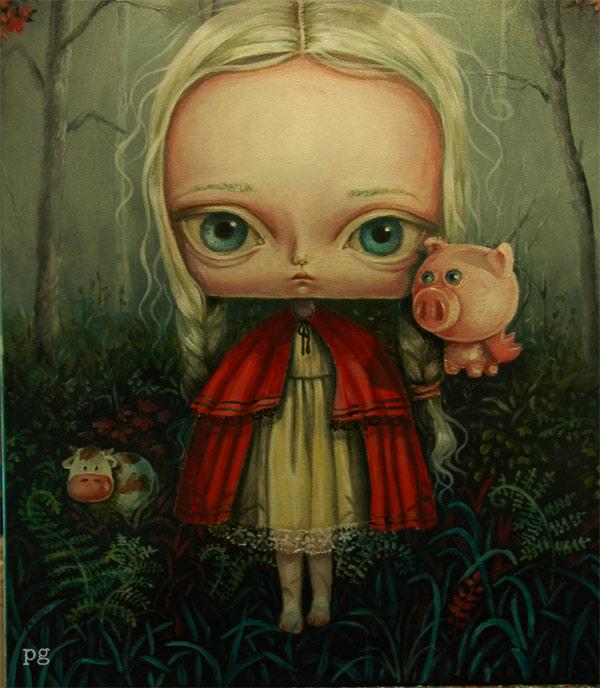 flying pig by paulee1