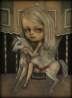 The Carousel by paulee1