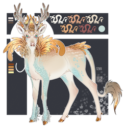 Faunid: Whitetail Royalty (CLOSED)