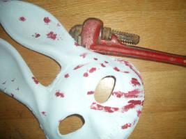 Thuggish Splicer Mask by MarcoDelMarco