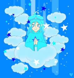 SweetBlue Stars
