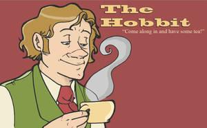 The Hobbit by diabloqueen