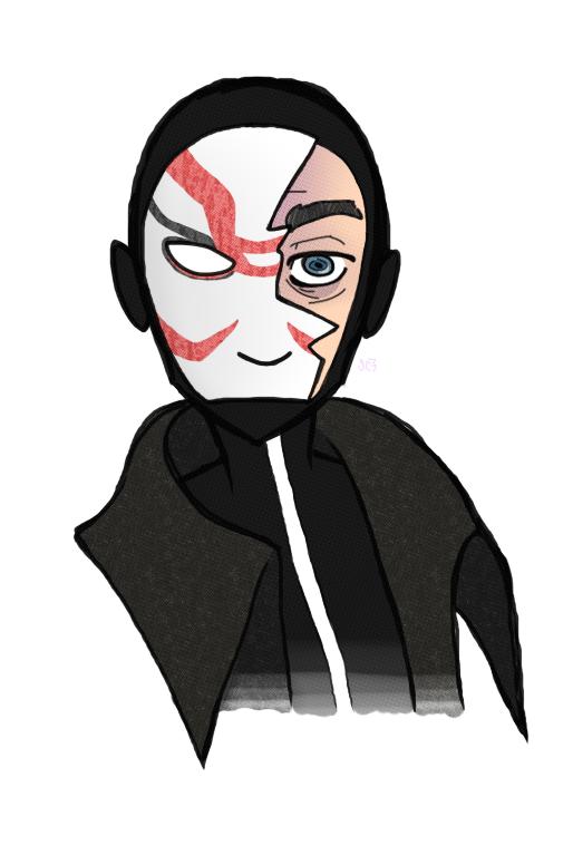 mr. kabuki by Sophy-Chan77