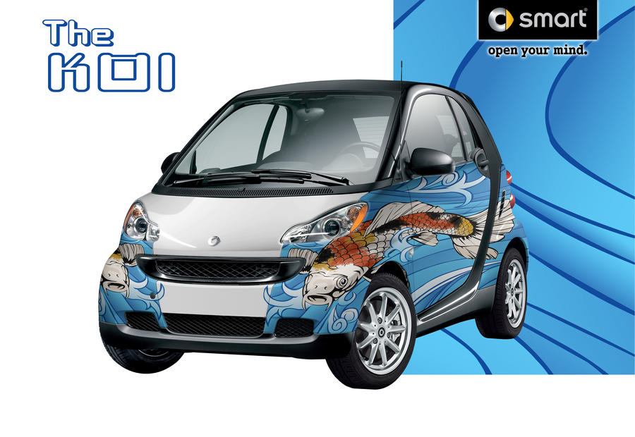 The Koi- Smart Car by Qi-Li