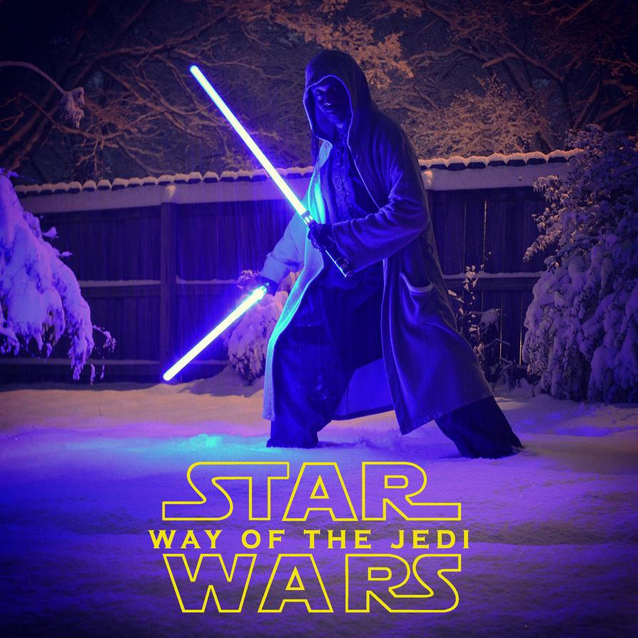 Way Of The Jedi7 by Qi-Li