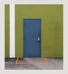 Cerulean Door