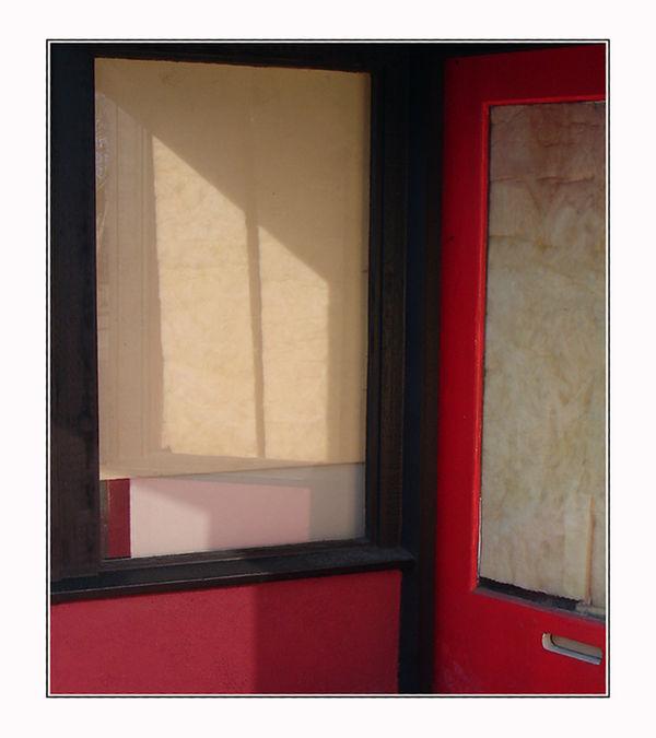 Door on Alberta Street