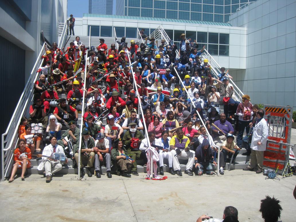 AX 2010 Valve Meet by SteveHoltisCool