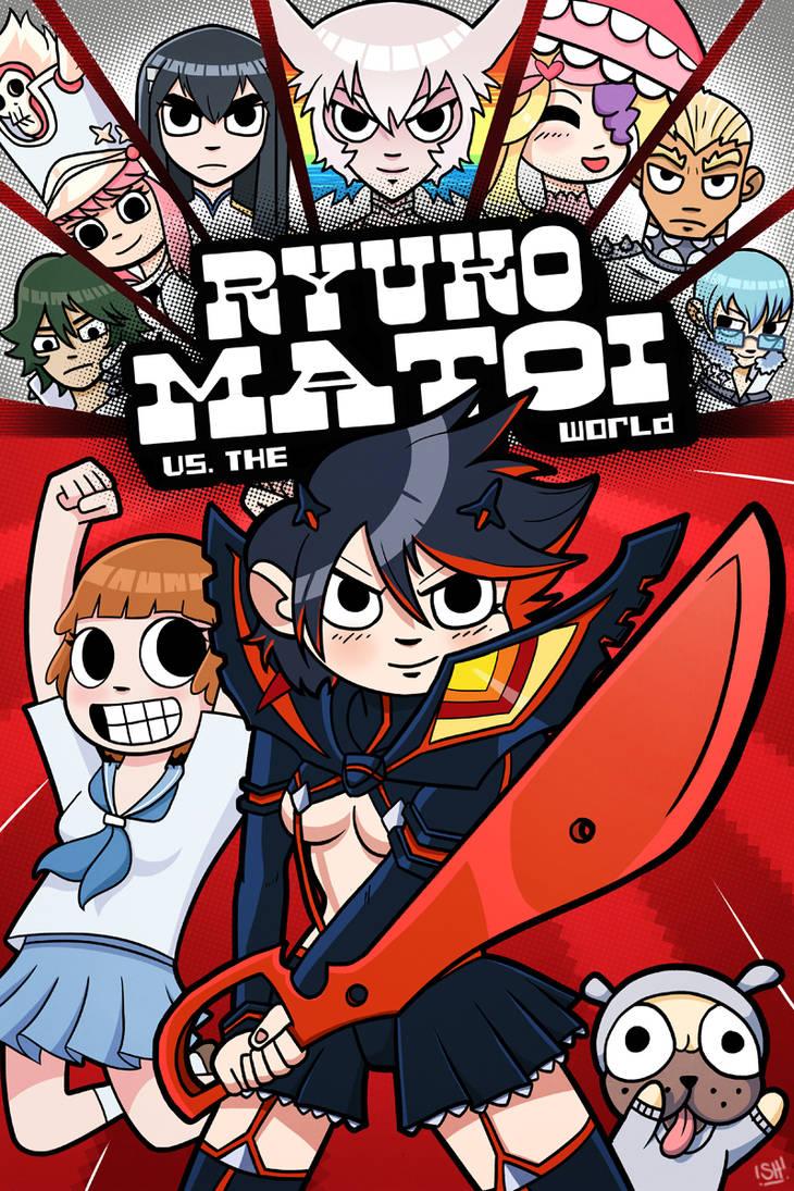 RYUKO MATOI AND THE INFINITE SHOUTING