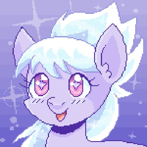 Cloudchaser Pixel Avatar! by SteveHoltisCool
