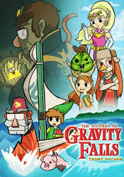 The Legend of Gravity Falls