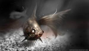 Goldfish Zombie Version