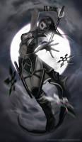 Ninja by danielmchavez