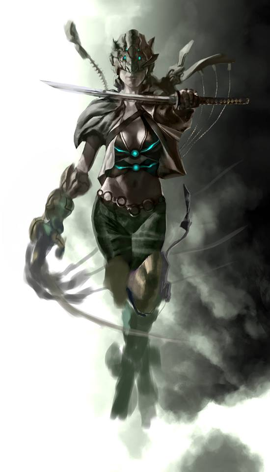 Cyborg by danielmchavez