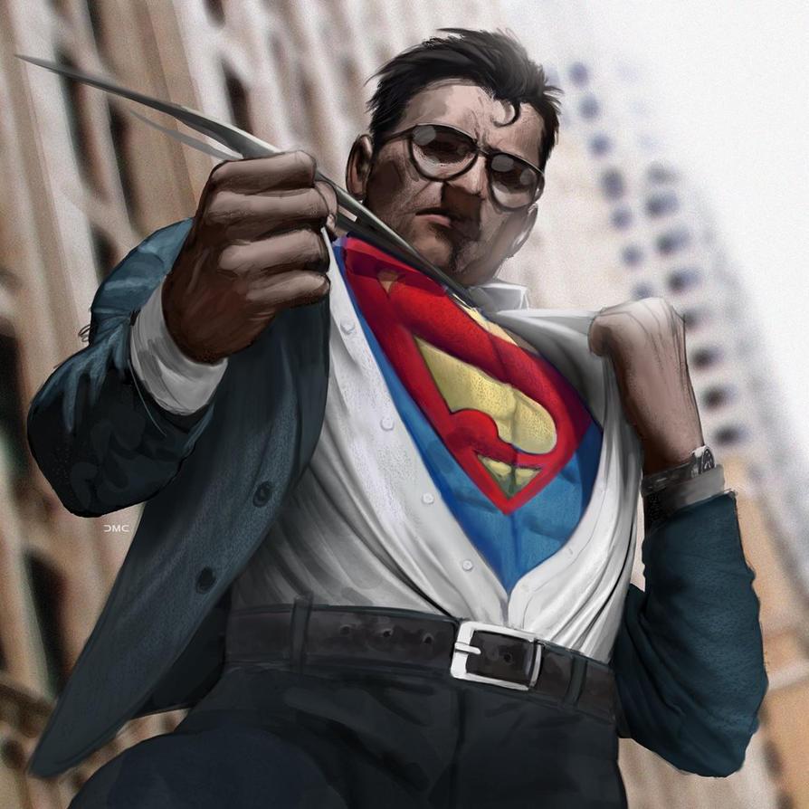 Man of Steel by danielmchavez