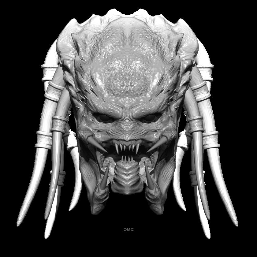 Predator by danielmchavez