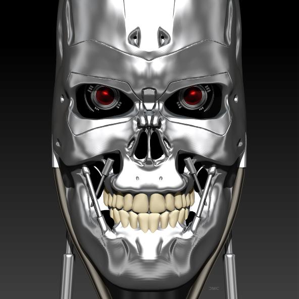 Terminator by danielmchavez
