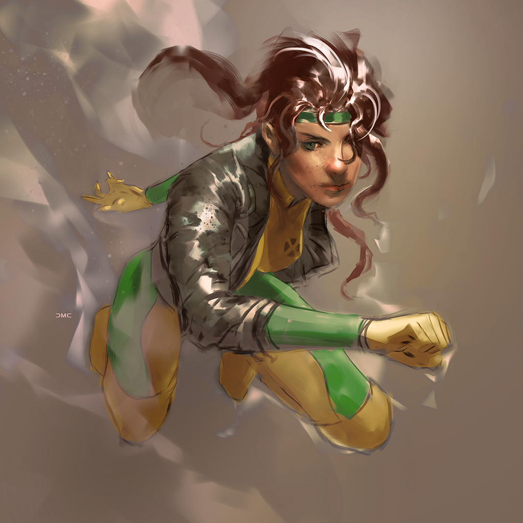 Rogue By Danielmchavez On DeviantArt