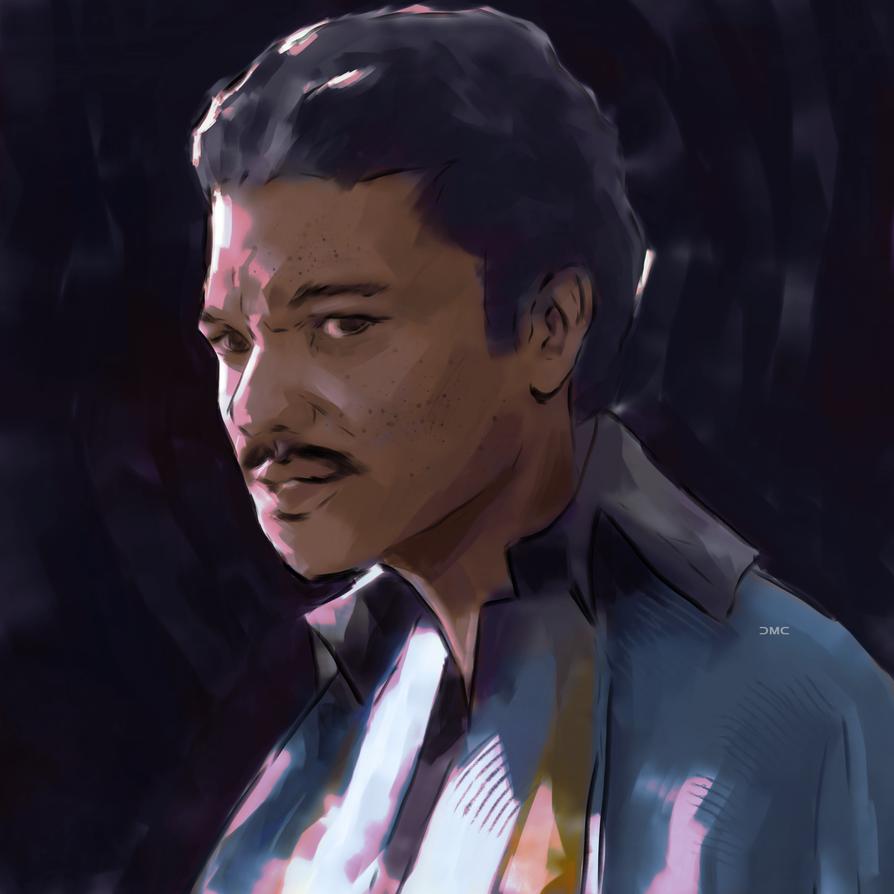 Lando Calrissian by danielmchavez