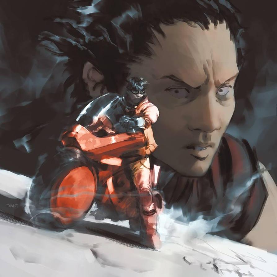 Akira by danielmchavez