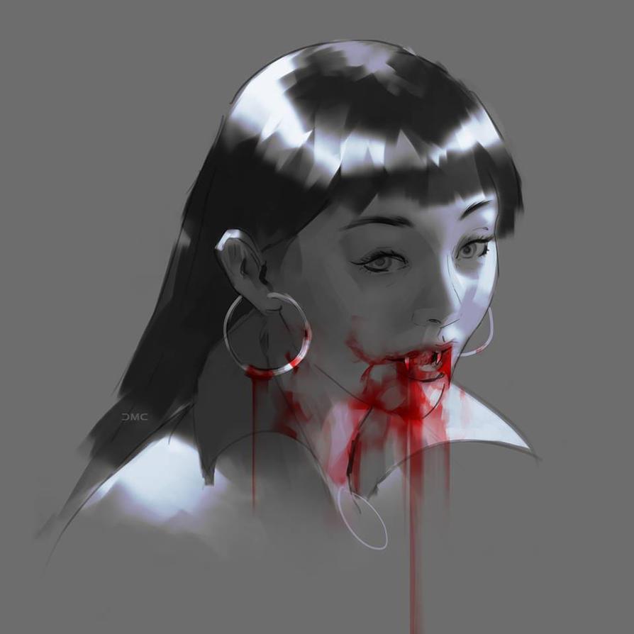 Vampirella by danielmchavez