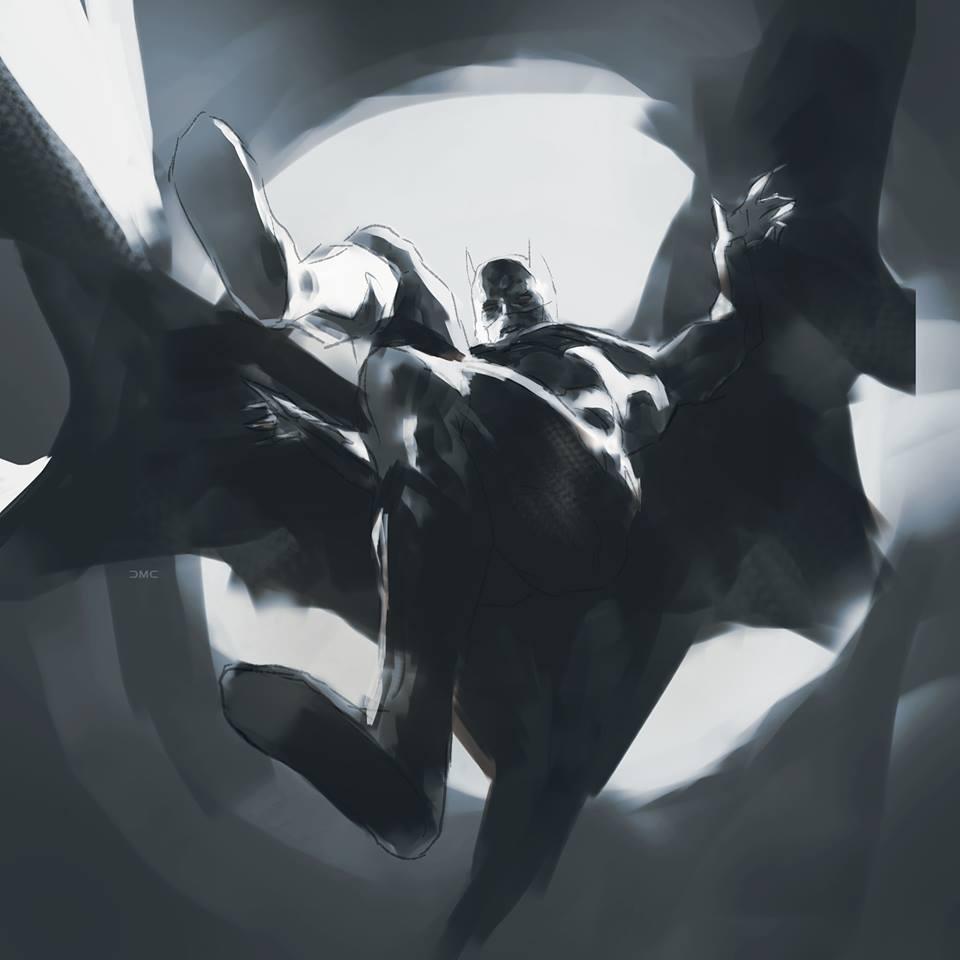 BATMAN 30 Minute Challenge by danielmchavez