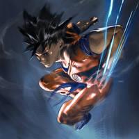 Dragon Ball Z by danielmchavez